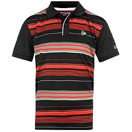 Купить Dunlop Stripe Polo Shirt Junior 750.00 за рублей