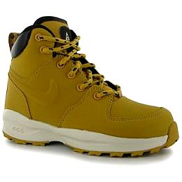 Купить Nike Manoa Leather Childrens Walking Boots 2250.00 за рублей