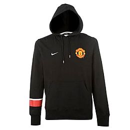 Купить Nike Manchester United Core Hoody Mens 2700.00 за рублей