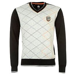 Купить --- Pin High Estoriel Pull Over Golf Sweater Mens 1800.00 за рублей