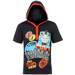 Купить Thomas the Tank Engine Hooded T Shirt Baby Boys 800.00 за рублей