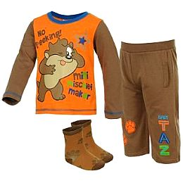 Купить Looney Tunes Taz 3 Piece Set Baby Boys 1750.00 за рублей
