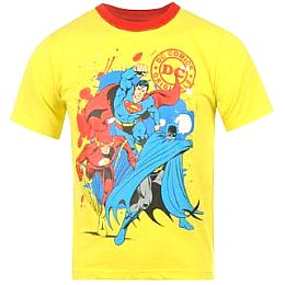 Купить Superman Superhero Short Sleeved T Shirt Boys 650.00 за рублей