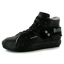 Купить British Knights Roco Fold Down Hi Tops Junior 2150.00 за рублей