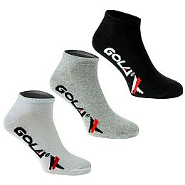 Купить Gola Trainer Socks 3 Pack Mens 700.00 за рублей