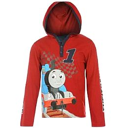 Купить Thomas the Tank Engine Hooded Long Sleeve T Shirt Infants 750.00 за рублей