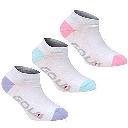 Купить Gola 3 Pack Training Socks Junior 650.00 за рублей