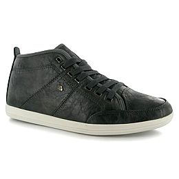 Купить British Knights Topaz Hi PU Trainers Mens 2000.00 за рублей