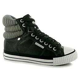 Купить British Knights Atoll Mid PU Trainers Kids 1750.00 за рублей