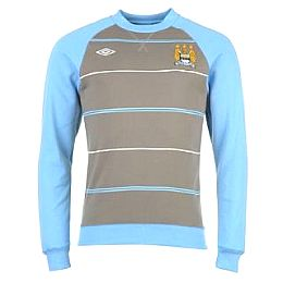 Купить Umbro Manchester City Crew Sweater Mens 1800.00 за рублей