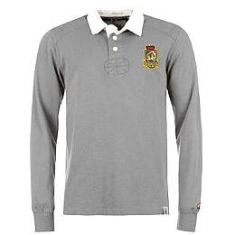 Купить Rhino Rugby Long Sleeved Polo Top Mens 1750.00 за рублей