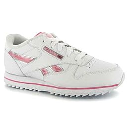 Купить Reebok Classic Etched Rip Junior Girls Trainers 2700.00 за рублей