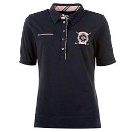 Купить Dunlop Half Sleeve Golf Polo Shirt Ladies 1700.00 за рублей