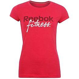 Купить Reebok Fitness PlayDry Tee Ladies 1800.00 за рублей