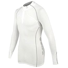Купить Skins A200 Thermal Long Sleeve Top Mock and Zip White 4000.00 за рублей