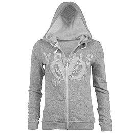 Купить Voodoo Dolls Large Logo Zipped Hoody Ladies 1900.00 за рублей