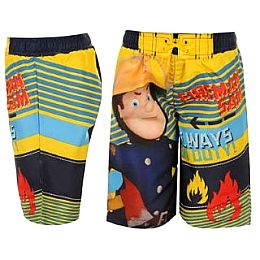 Купить Fireman Sam Sam Board Shorts Infants 750.00 за рублей
