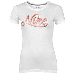 Купить Nike Script T Shirt Ladies 1900.00 за рублей