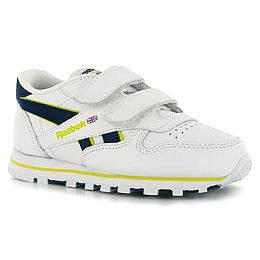 Купить Reebok CL Leather SDS Childrens Trainers 2050.00 за рублей