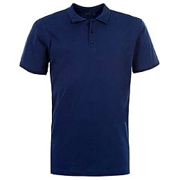 Купить Calvin Klein Rib Neck Polo Shirt Mens 2800.00 за рублей