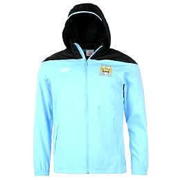 Купить Umbro Manchester City Shower Jacket Mens 2150.00 за рублей