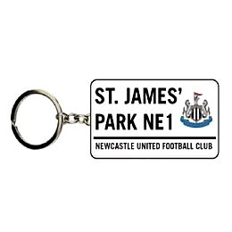 Купить NUFC St James Park Keyring 700.00 за рублей