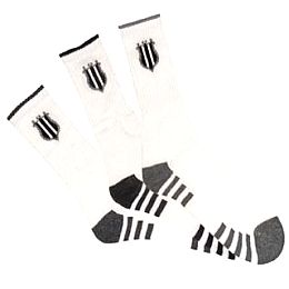Купить NUFC 3 Pack Shield Sport Socks Mens 750.00 за рублей
