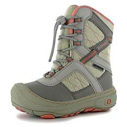 Купить Hi Tec Slalom 200 Waterproof Childrens Snow Boots 2300.00 за рублей