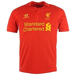 Купить Warrior Liverpool Home Shirt 2012 2013 2050.00 за рублей