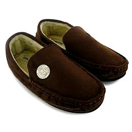 Купить Rangers Moccasin Slippers Mens 1800.00 за рублей
