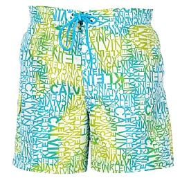 Купить Calvin Klein Medium Length Surf Shorts Mens 2000.00 за рублей