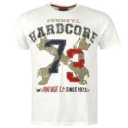 Купить Hardcore App Brush T Shirt Mens 1700.00 за рублей