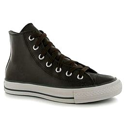 Купить Converse All Star Leather Hi Mens Trainers 4350.00 за рублей