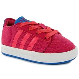 Купить adidas VL NEO Girls Court Trainers 2150.00 за рублей