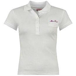Купить Miss Fiori Inter Lock Polo Shirt Ladies 700.00 за рублей