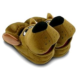 Купить Scooby Doo 3D Childrens Slippers 800.00 за рублей