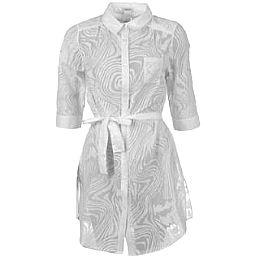 Купить Calvin Klein Burnout Dress Ladies 2300.00 за рублей
