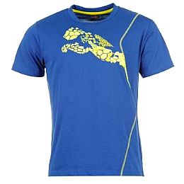 Купить Puma Cat Graphic T Shirt Mens 1800.00 за рублей