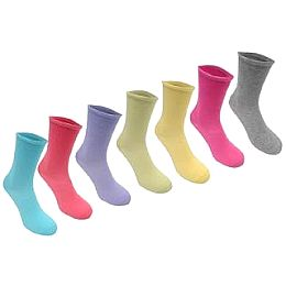Купить Voodoo Dolls 7 Pack Dress Socks Ladies 750.00 за рублей