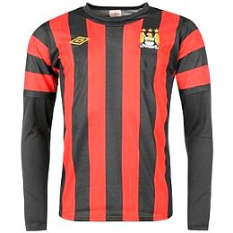 Купить Umbro Manchester City Away Shirt 2011 2012 LS UNS 2300.00 за рублей