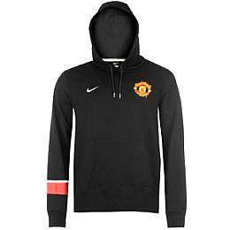 Купить Nike Manchester United Hoody Mens 2700.00 за рублей