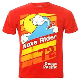 Купить Ocean Pacific Wave Rider T Shirt Junior 800.00 за рублей
