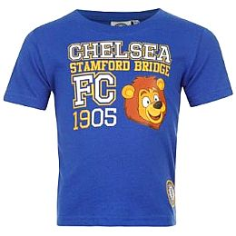 Купить Source Lab Chelsea FC Graphic Print T Shirt Infants 800.00 за рублей