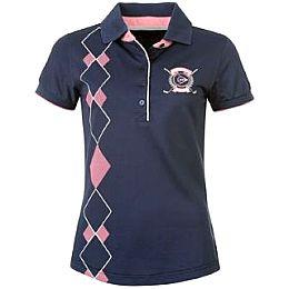 Купить Dunlop Diamond Golf Polo Shirt Ladies 1850.00 за рублей