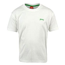 Купить Slazenger Plain T Shirt Infants 600.00 за рублей