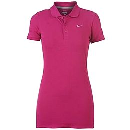 Купить Nike Pique Polo Shirt Ladies 2050.00 за рублей