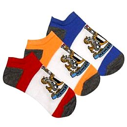 Купить NUFC 3 Pack Sports Socks Junior Boys 700.00 за рублей