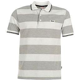 Купить Lonsdale 2 Block Stripe Polo Shirt Mens 1750.00 за рублей