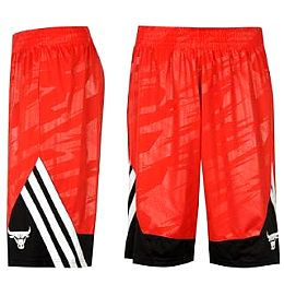 Купить adidas NBA Basketball Reverse Basketball Shorts Mens 2450.00 за рублей