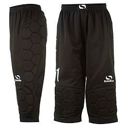 Купить Sondico Goalkeeper Three Quarter Pants Mens 1950.00 за рублей